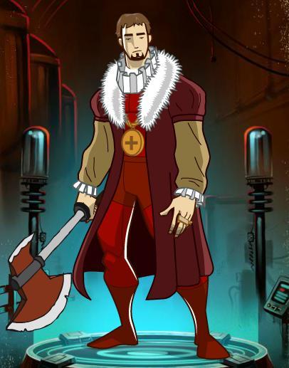 King Henry IX