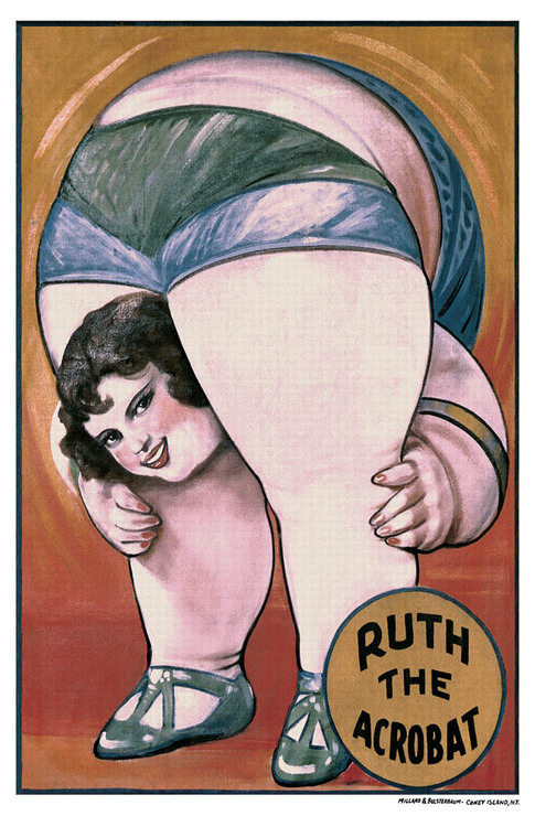 Ruth the Acrobat