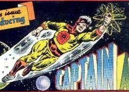 Captain Atom (Charlton)