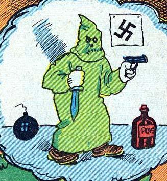 Green Ghost (Harvey 2)
