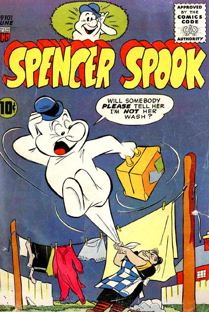 Spencer Spook