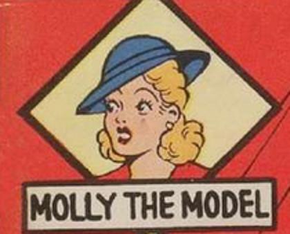 Molly the Model