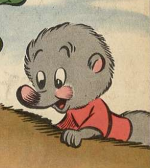 Pogo Possum