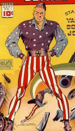 Yankee Doodle Jones