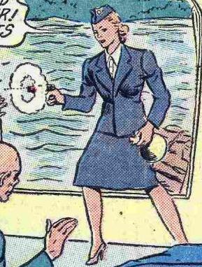Kay McKay, Air Hostess