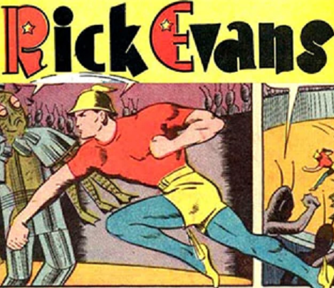 Rick Evans