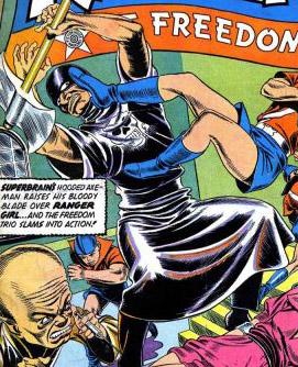 Black Axeman