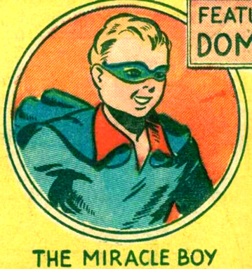 Domino the Miracle Boy
