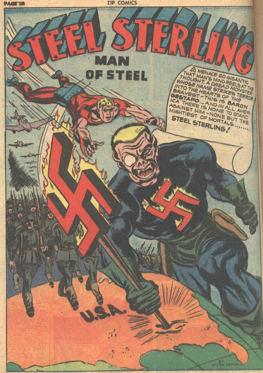 Baron Gestapo
