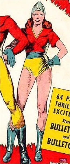 Bulletgirl