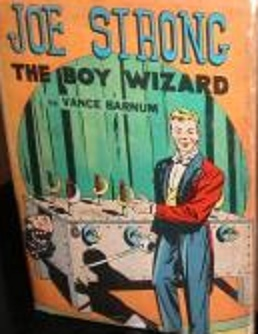 Boy Wizard (Joe Strong)