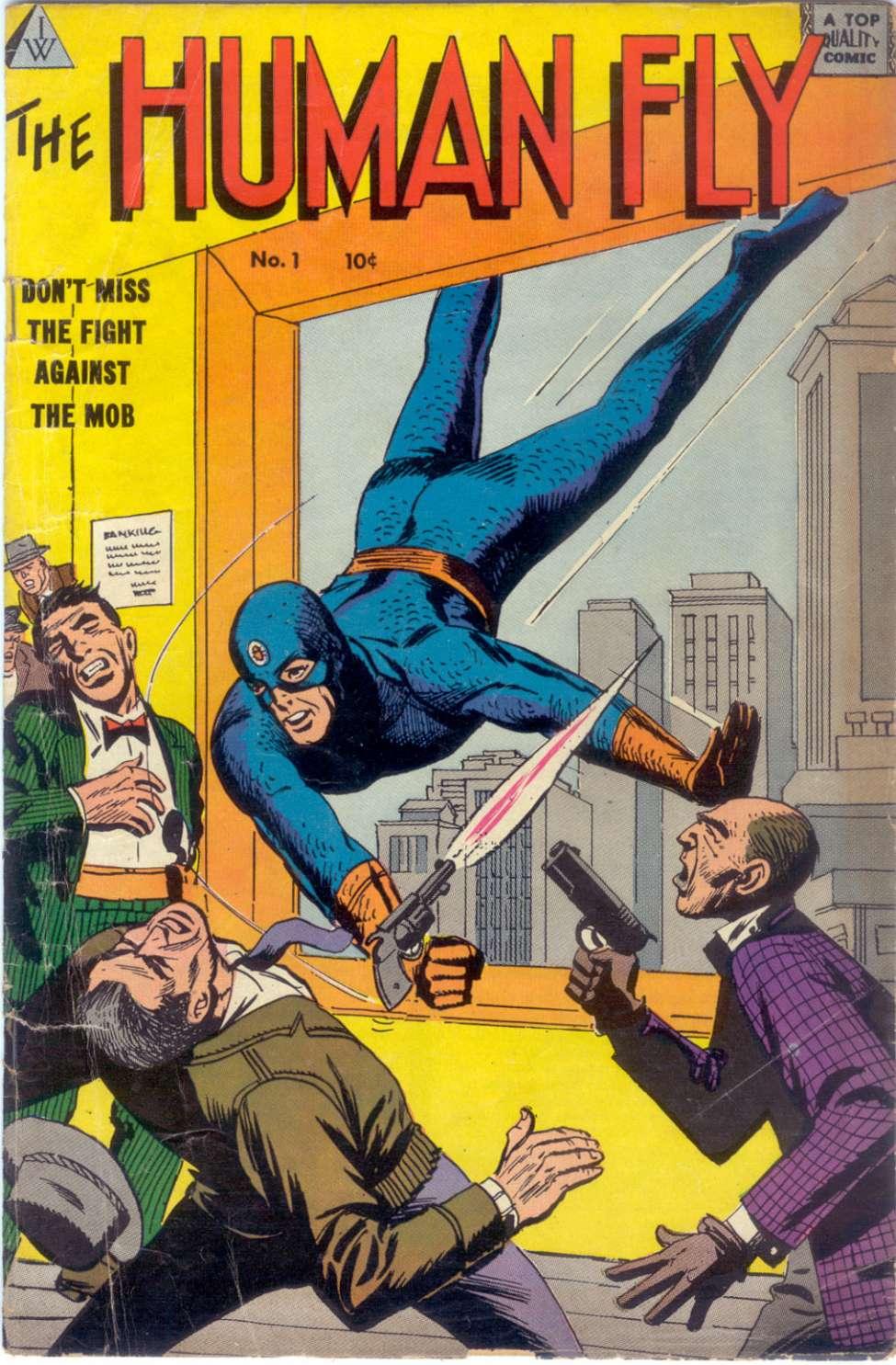 Human Fly (I.W. Publishing)