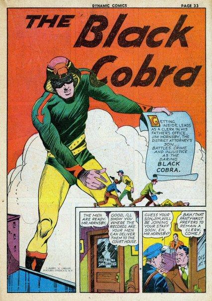 Black Cobra (Chesler)