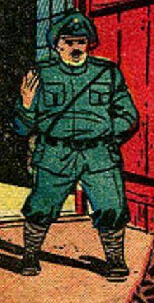 Colonel Steigev