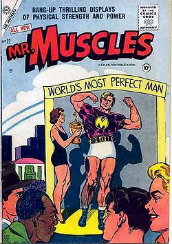Mr. Muscles