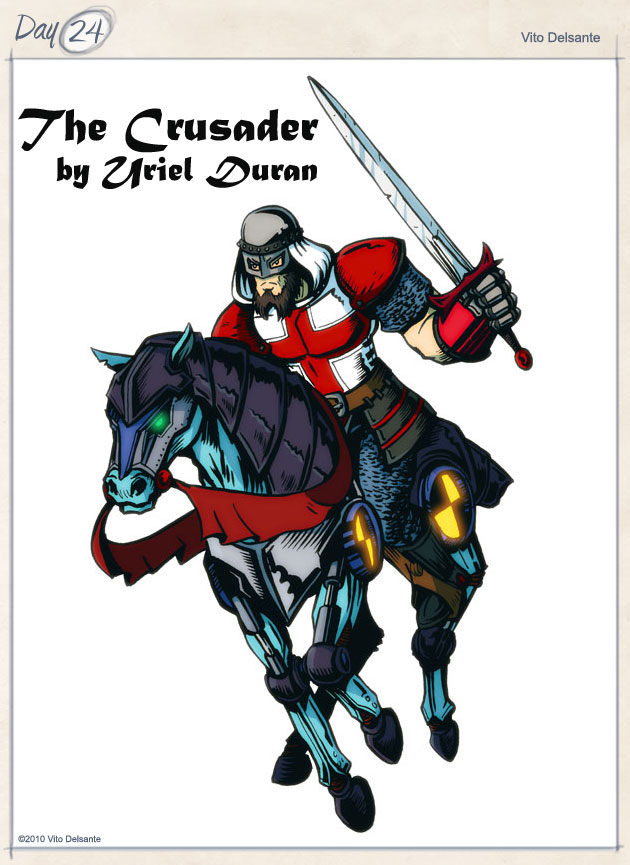 Crusader (Open Source)