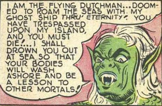 Flying Dutchman (MLJ)