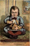 Little Jack Horner 1870