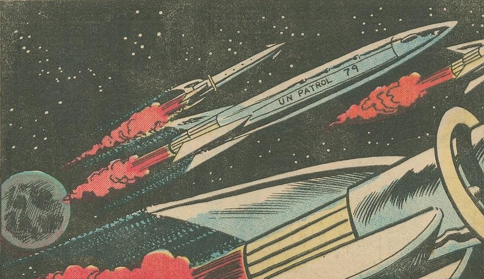 U.N. Space Patrol