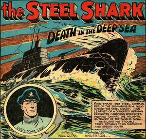 Steel Shark (Hillman 2)