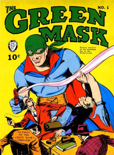Green Mask (Entity)