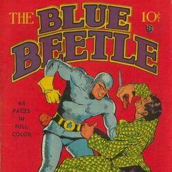 Blue Beetle (Fox)