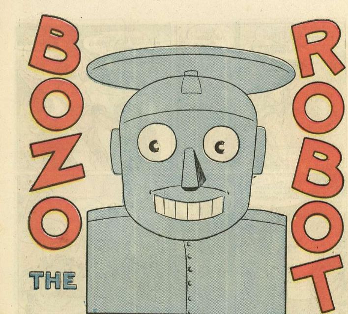 Bozo the Robot