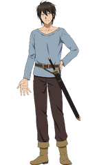 Hawthorn anime design