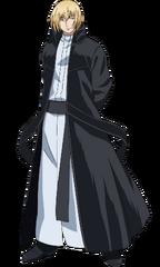 Sumeragi anime design