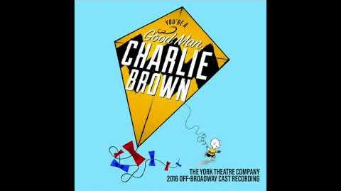 02 You're a Good Man, Charlie Brown 2016 Off-Broadway Cast Version