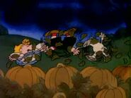 The Charlie Brown And Snoopy Show - Snoopy's Brother Spike - Great Pumpkin (1)