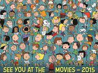 Peanuts See you at the movies
