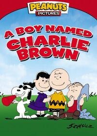 A Boy Named Charlie Brown DVD 2006