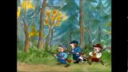The Mayflower Voyagers - Charlie Brown 1988