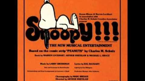 06 Clouds - Snoopy The Musical