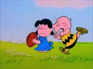 Lucy & Charlie Brown Kicking the Ball Compilation - The Charlie Brown and Snoopy Show