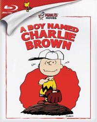 A Boy Named Charlie Brown Bluray