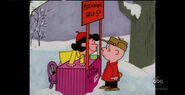 A charlie brown christmas lucy funny