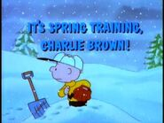 It's Spring Training, Charlie Brown (1996)
