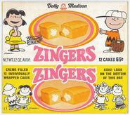 Peanuts zingers