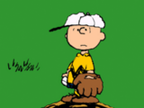 Charlie Brown's baseball team
