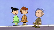 Violet, Patty and Pig-Pen
