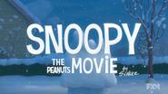SnoopyThePeanutsMovietitle