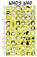 Peanuts Gang Chronology