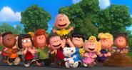 Peanuts Gang 2015