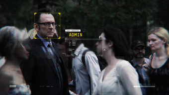 POI S05 Title Sequence Finch2