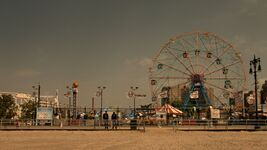 Brighton Beach - Luna Park