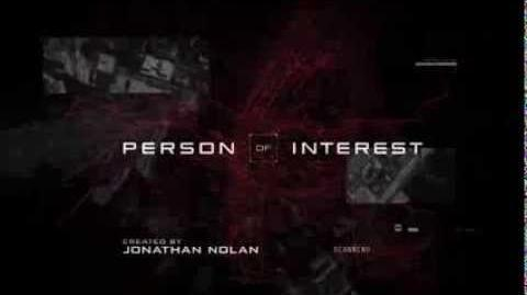 Person of Interest Season 3 Opening Credits