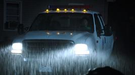 3x12 - Colorado Police car