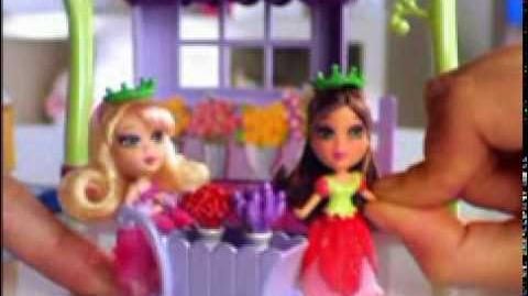 2008 Barbie Peekaboo Place Playset Commerical